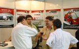 Boris (HATCH) e Fernando Gomes (FG) de visita