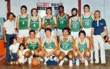 Equipo Yovanovic de Basquetbol 1985